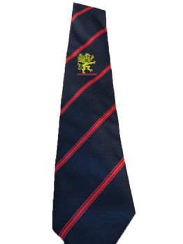50 Fd Sqn Const Embroidered Regimental/Sqn Tie